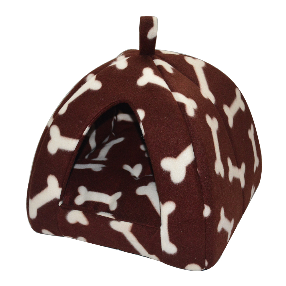 unique fleece memory foam cheap cute dog houses