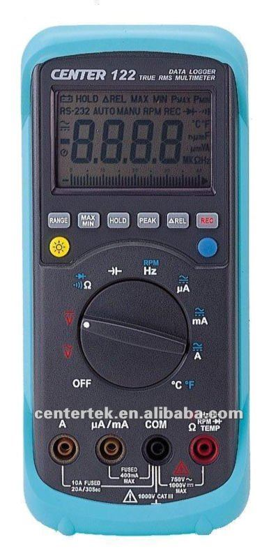 True RMS Autoranging Multimeter, Bluetooth, digital multimeter