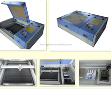2030 mini desktop laser cutting machine 40w