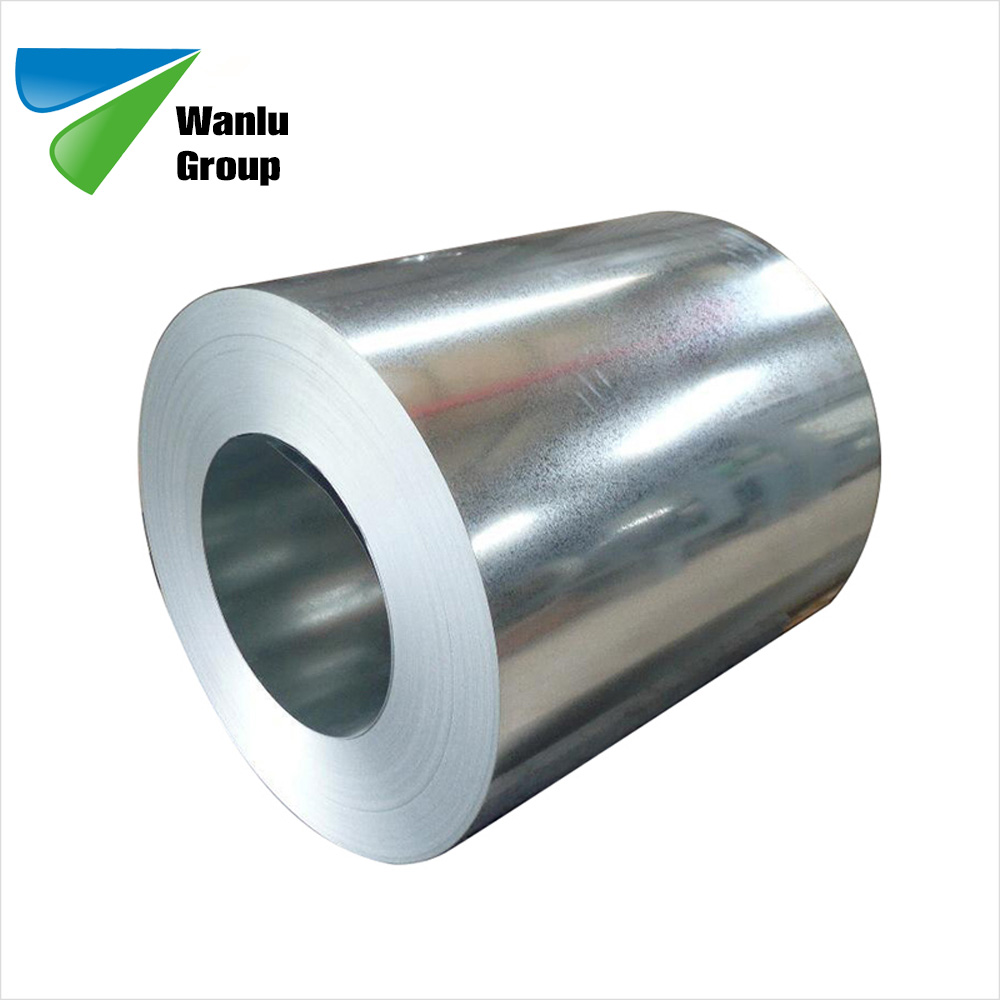 Hot dip 0.5mm thick galvanized bolt steel dx51d +az gi coil