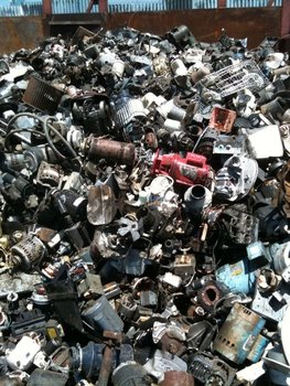 Electric Motor Scrap, SGM Recycling