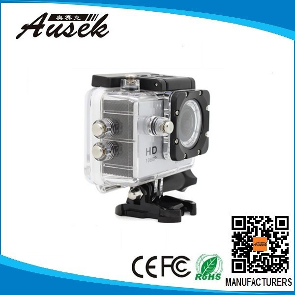 30M Camera For Underwater Wells Full HD 1080P Video Camera With Wifi