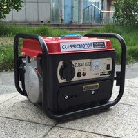 BISON(CHINA) Small 12v DC Gasoline Generator