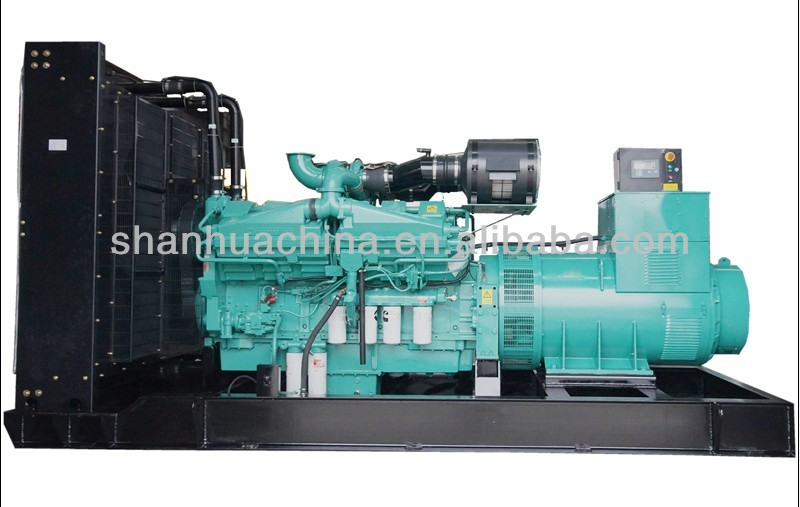 800KW chinese mw generator supplier