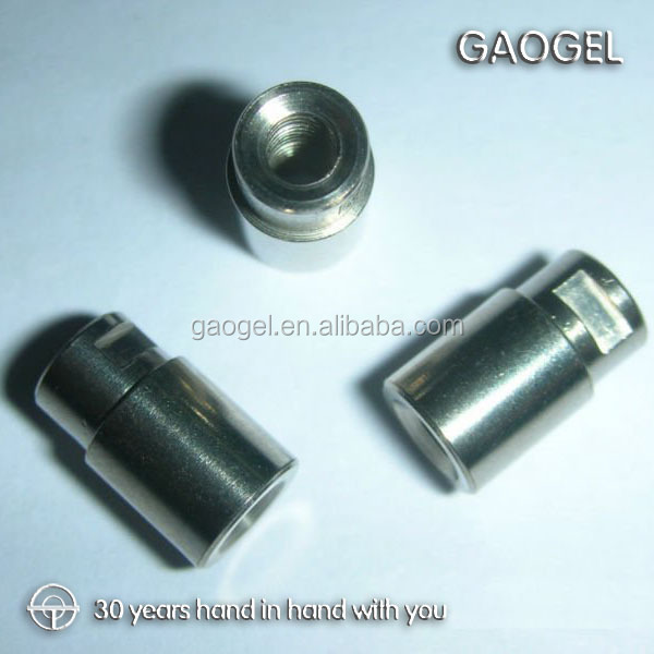 high-quality industrial aluminium turning motorcycle spare parts