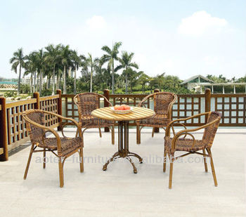 Outdoor Garden Rattan Outdoor Furniture