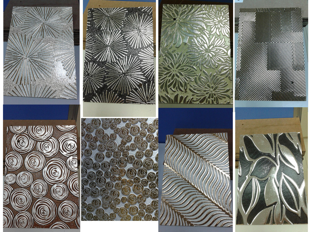 Customized Designs 3d Wall Panel For BathroomDecorative