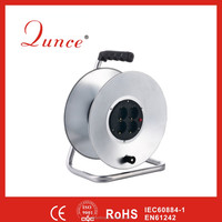Promotion of 40m 2x0.75 Heavy duty Cable Reel QC9250A-0