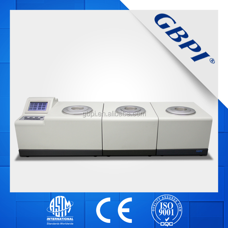 Water permeance tester