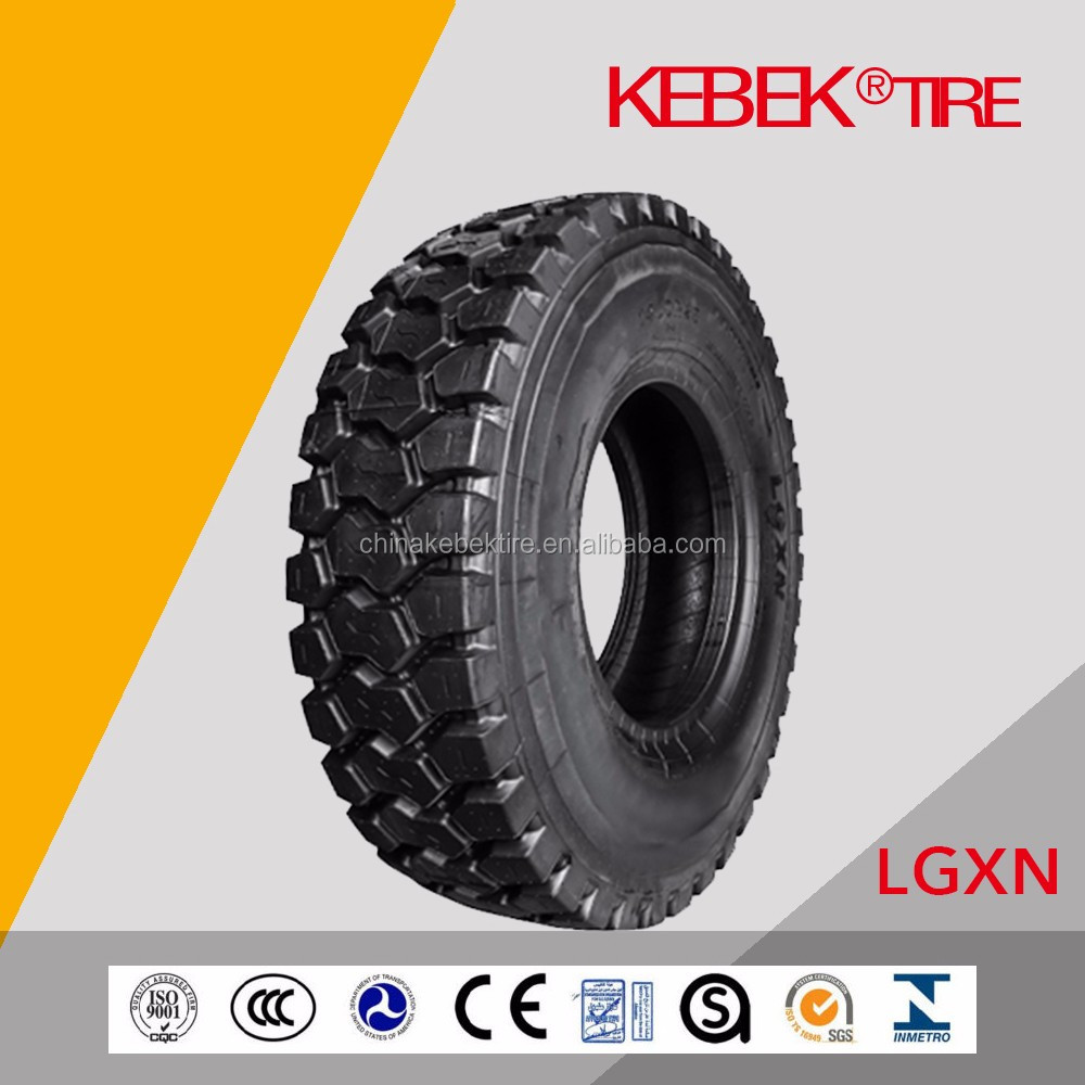 Good Quality Rigid Dumpers Tire 26.5-25 Directly From China