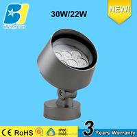 China Manufacturer 30W Garden LED Light RGBW LED Flood Light