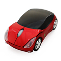 Car Shaped Wireless Optical Mouse, Unique Car Wireless Mouse