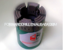 Impregnated Diamond Core Drill Bits BWL For Hard Rock Core In Mining Exploring