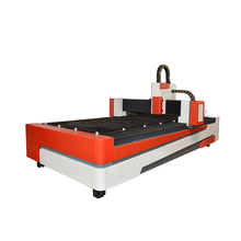 Fiber Metal Laser Cutting Machine 500W for Stainless Steel