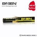 wholesale price Basen IMR 18650 3100mah 3.7v rechargeable high quality 40A