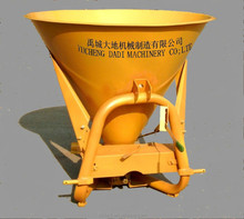 agricultural fertilizer drop spreader