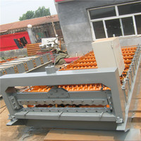Full automatic durable roof tile making machine