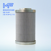 Mfiltration 0160D020BN3HC high pressure fiberglass hydraulic oil filter