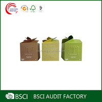 Wholesale Plain tea bags paper packaging box