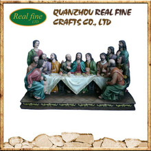 Resin Last Supper, Resin Religious Statue
