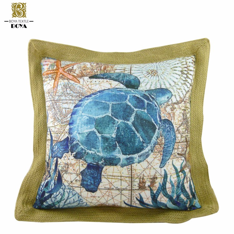 Wholesale Custom Printed Waterproof Fabric Cushion Cover Fabric