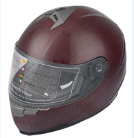 ECE Full Face Helmet X305 Carbon Fiber