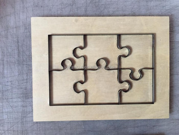 High quality jigsaw puzzle dies 15*10mm-6pcs 23.8mm thick