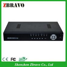 Analogue 4channel 3G WIFI HD-AHD Recorder support 500meters transmission