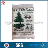 High quality personalized Christmas Tree SKIRT &REMOVAL BAG