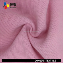 DD-6M011 Good sale Polyester wool rib knit fabric for clothes in shaoxing