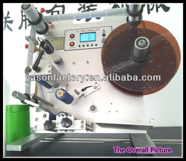 Fast delivery! Semi-Automatic Labeling Machine and Date Printing Machine YS-C0904003