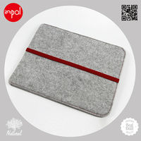 2013 new products for ipad 4 accessories customized wool felt smart cover