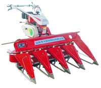 Huaxing self-propelled paddy crop cutting machine