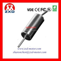 3.7V battery operated dc motor for toy plane