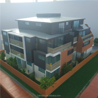 ABS Architectural Scale Model For Real