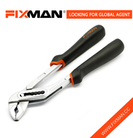 Groove Joint Pump Adjustable Pipe Wrench Pliers