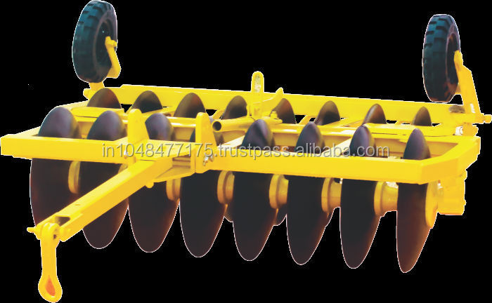 12 Disc Harrow - Trailed Offset
