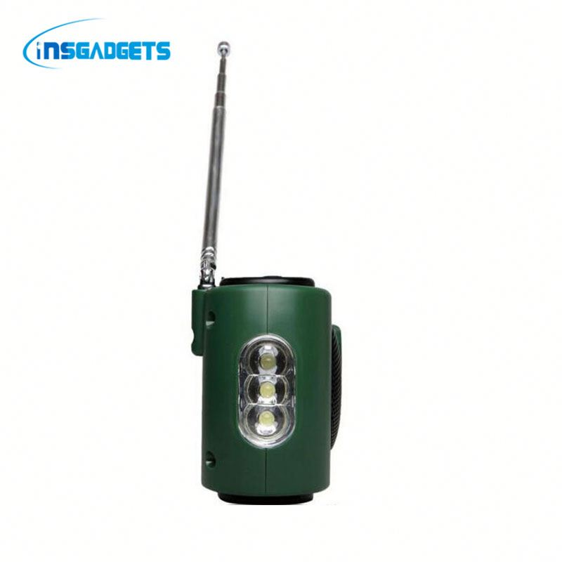 Solar lantern radio OdTh0t hand crank emergency radio for sale