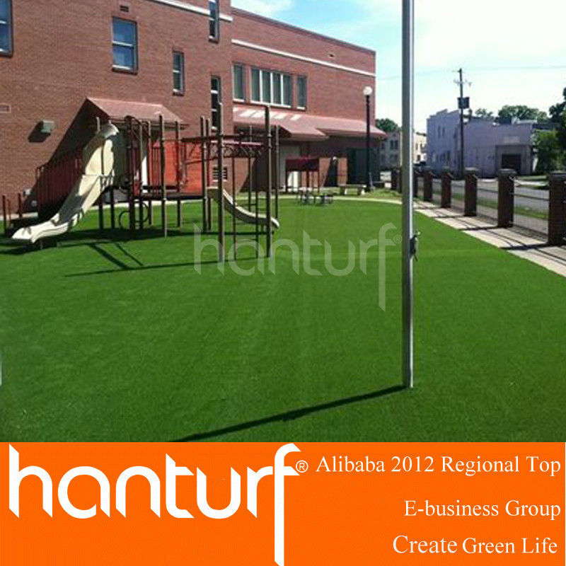evergreen and safe kids playground artifical grass