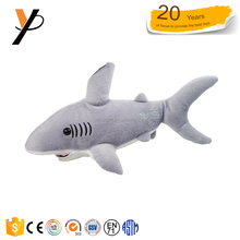 stuffed animals soft toys shark with raw materials for sale
