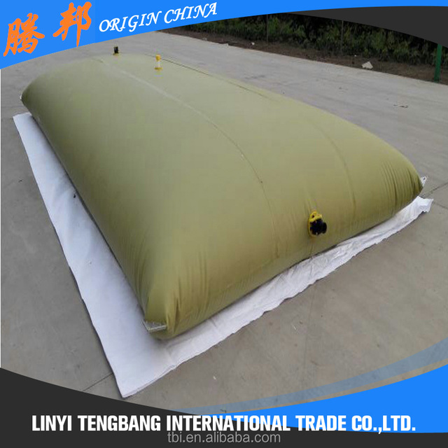 500 gallon water tank pillow body shape for storage rainwater
