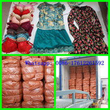 wholesale cream used clothes in China