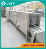 600 crates/h electronical heating crate washing machine
