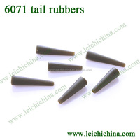 Hot selling carp fishing terminal tackle tail rubber