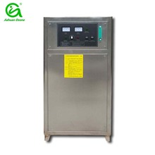 20g drinking pure water purifier ozoniser ozone generator system with oxygen for 5000L/h RO system