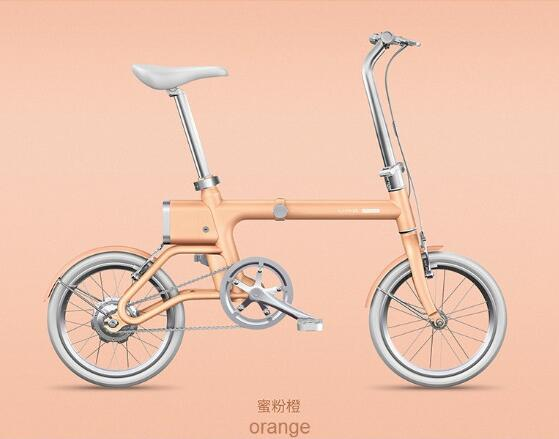 2017 New design Portablel Foldable City Casual Electric bicycle e bike with high quality