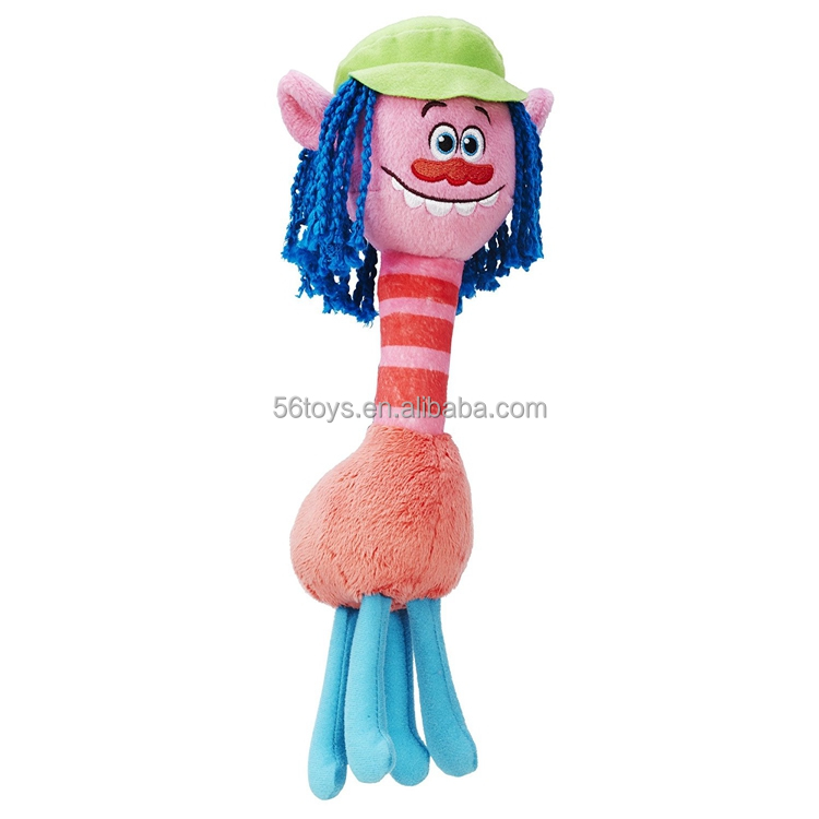 Custom Trolls Movie 30CM Plush Cooper Doll