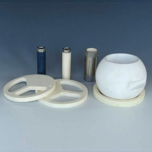 electric components fine ball 95 - 99% alumina ceramic parts