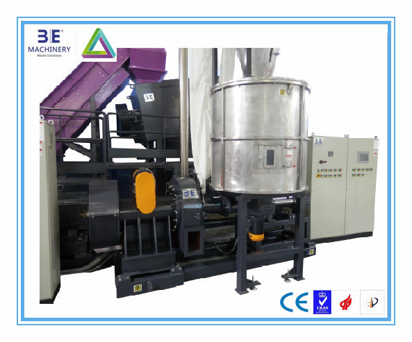 Good Quality of 3E's Plastic agglomerator Machine/ Waste Plastic Recycling Machine, for sale