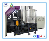 High Quality of 3E's Plastic agglomerator Machine/ Waste Plastic Recycling Machine is High Efficient and Energy Saving